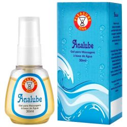 Gel para Sexo Anal Analube Pleasure Line 30ml - 04041