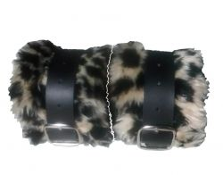 Algema Bracelete em Bidin e Pelúcia Onça - 023MR
