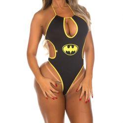 Kit Mini Fantasia Body Batgirl - 7002