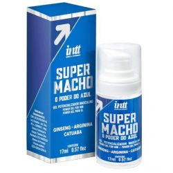 Super Macho o Poder do Azul 17ml - 20586