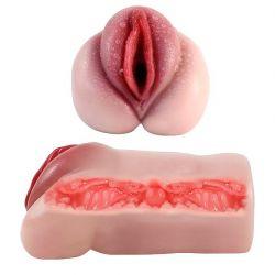 Masturbador Vagina Cyberskin 15cm Tight Pussy - 6516MV