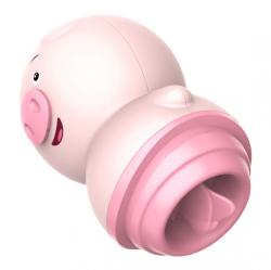 Porquinho Linguarudo 8 x 4,6cm USB - HL1907